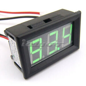 0-100A-Ampere-Meter-0-56-Digital-Amp-Gauge-LED-Green-Current-Tester-Meter