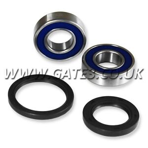 HUSQVARNA TE610 TE 610 2006-2008 ALL BALLS FRONT WHEEL BEARINGS & SEAL KIT