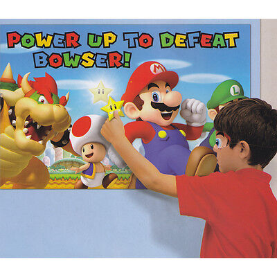 Super Mario Brother Birthday Party Game For 2 8 Players