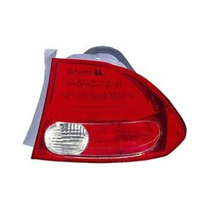 -HONDA CIVIC SDN 2006-2008 NOUVEAU PHARE ARRIERE- NEW TAIL LIGHT