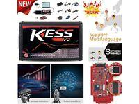 Newest V5.017 KESS V2.70 Kess V2 ECU Programmer Online MASTER VERSION