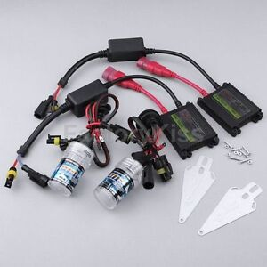 FactoryKiss Xenon HID Headlight Kit Slim Ballast H7 8000K 35W 12V