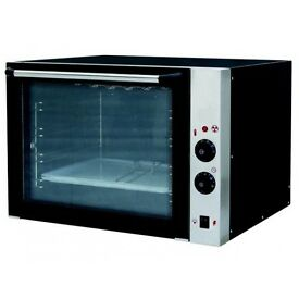 Commercial Brand new 4 shelf Combie Oven