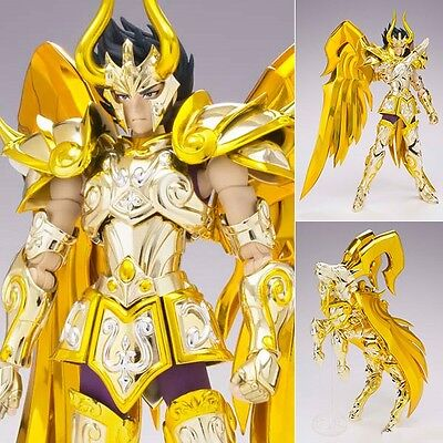 Saint Seiya Myth EX Capricorn Shura God Cloth Soul of Gold action figure Bandai segunda mano  Embacar hacia Mexico