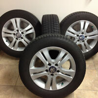 16 inch Rims / Winter Tires