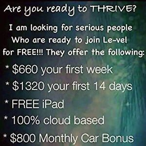 Join my team and become a Promoter!! It's FREE!!