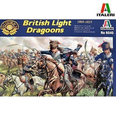 Italeri 6040 British Light Dragoons 1/72 scale plastic model kit