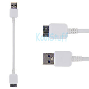 """3"""" USB 3.0 Data Charger Cable for Galaxy Note 3 N9000 S5 i9600"""