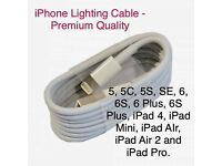 iPhone Lighting Cable - Premium Quality