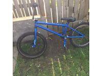 Bsd BMX worth £400 brand new