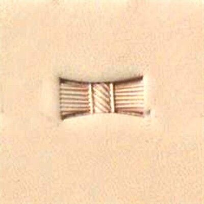 Craftool BASKETWEAVE STAMP TOOL 651400 Tandy Leather Stamps Craft Stamping Tools