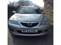 Mazda 6 , 2 litre diesel