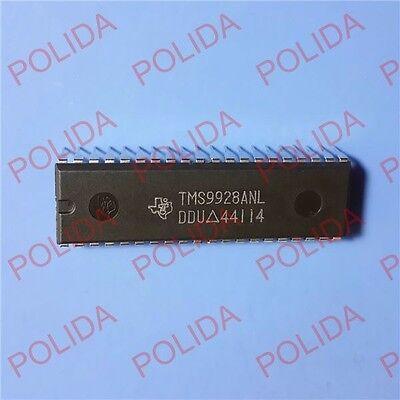 1pcs Video Display Processor Ic Ti Dip-40 Tms9928anl