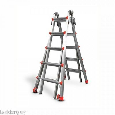 22 1A Revolution Little Giant Ladder Work Platform 12022