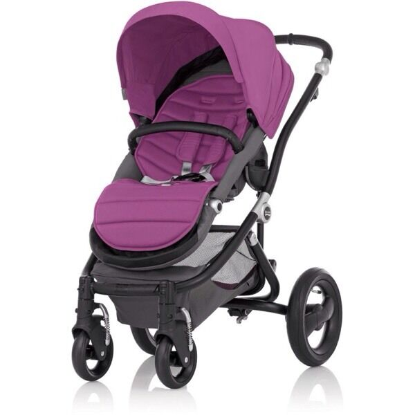 **Britax Affinity Pushchair With Extras Or Swap For Quinny