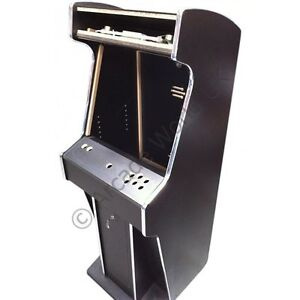 FLAT PACK UPRIGHT ARCADE CABINET KIT - CNC MACHINED