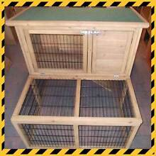 Massive 2 Storey Rabbit or Guinea Pig Hutch with Run BRAND NEW Osborne Port Adelaide Area Preview