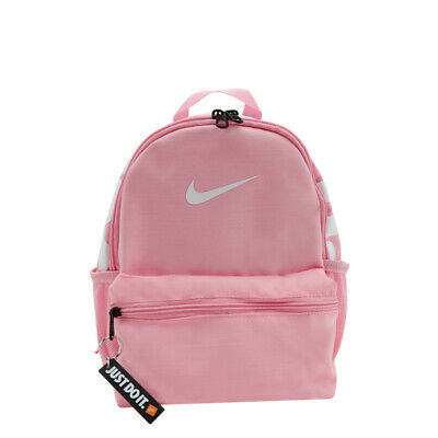 Nike BRASILIA JDI MINI BACKPACK Sports School Black Outdoor Pink BA5559-655