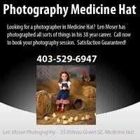 Medicine Hat Photography
