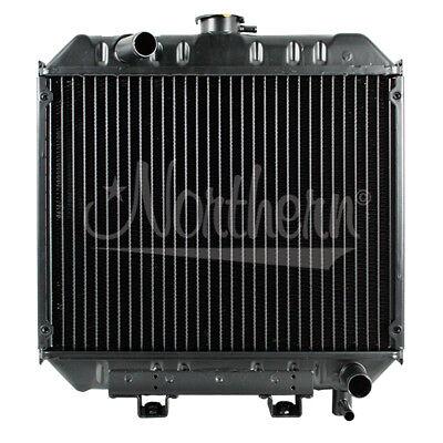Kubota Compact Tractor Radiator - 11 58 X 14 12 X 1 18