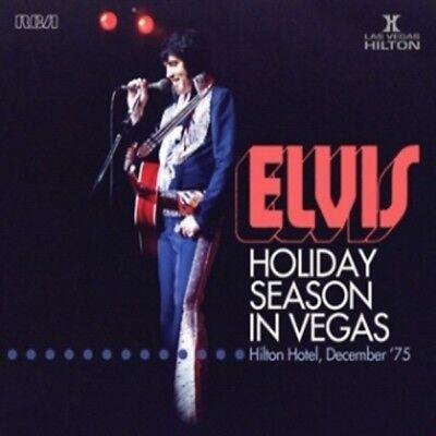 Elvis Presley - HOLIDAY SEASON IN VEGAS - FTD 2x CD - New & Sealed - PRE ORDER
