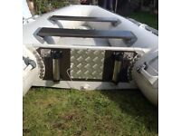 Excel SD290 inflatable boat tender dinghy air deck & keel