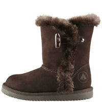 Brown Airwalk Toddler Girl Boots new ones - Size 11 ½