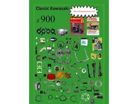 Kawasaki z900 pattern bike parts ring for details