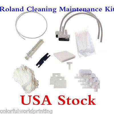 Usa Stock Roland Sp-300 Sp-540 Maintenance Kit For Roland Sp-300 Sp-540