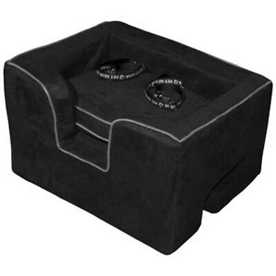 Pet Gear Large Booster Car Seat-Black New