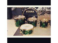 Tama Starclassic drums