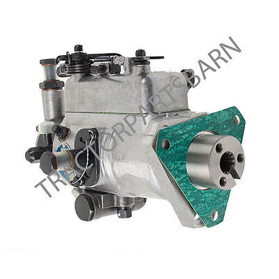 Ford Tractor New Fuel Injection Pump 4000 4500 4600 4610 555b Cav 3233f390