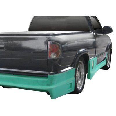 For Chevy S10 94-03 AIT Racing Drift Style Fiberglass Side Skirts Unpainted Drift Side Skirts