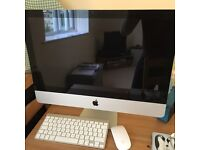 "21.5"" iMac - immaculate condition, 10GB RAM, latest OSx"