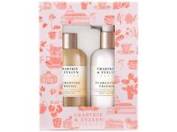 Crabtree & Evelyn Florentine Freesia Body Care Duo 300ml (Shower gel and Body lotion)