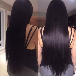 POSE D'EXTENSIONS DE CHEVEUX/ HAIR EXTENSIONS West Island Greater Montréal image 2
