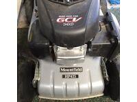 Mountfield HP425 Petrol lawnmower
