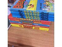 Beano and Dandy book and beano comics