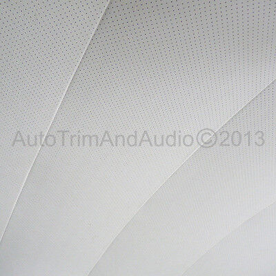 Classic Mini Headlining Kit (MK3 to MK6) - White Perforated Vinyl