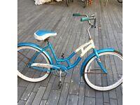 Women's Schwinn cruiser bicycle for sale - good shape, no mechanical issues