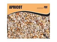 900 kg sack Apricot garden chips
