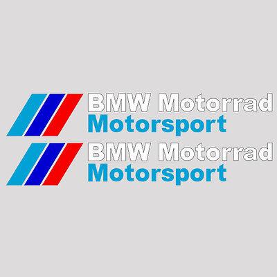 Bmw Motorrad Motorsport Decals Custom Vinyl Decals - Bmw motorrad motorsport decals