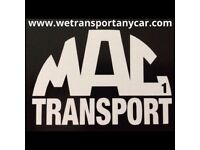 CAR TRANSPORT, DELIVERY AND COLLECTION SERVICE
