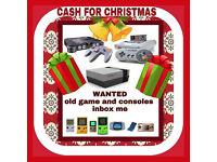 Wanted Old Games And Consoles Sega Nintendo Playstation 1