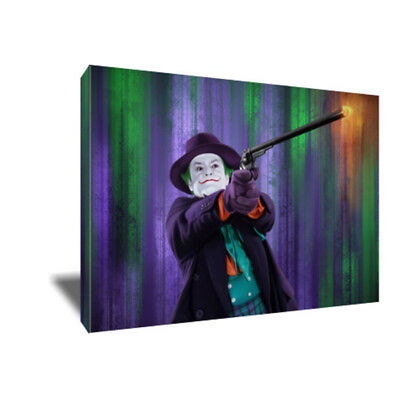 JACK NICHOLSON The Best JOKER Canvas Poster Photo Painting on CANVAS Wall