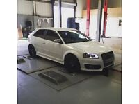 Audi s3 replica 370bhp top spec not gti edition 30 St