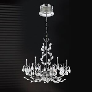 Crystal chandeliers kijiji in calgary buy sell save with giselle 8 light crystal chandelier aloadofball Images