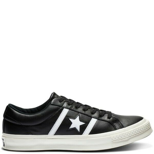 Converse One Star Academy Sneakers Shoes 163757C Sz 5 10 Limited Black | eBay