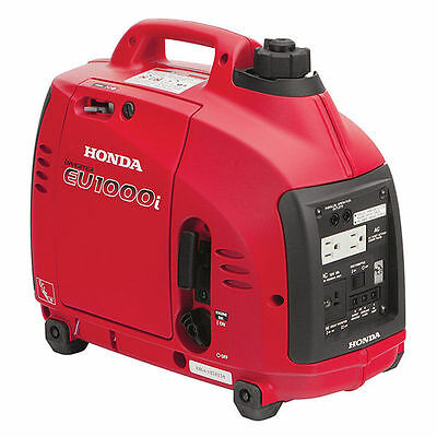 Honda EU1000i - 900 Watt Portable Inverter Generator (50 state model)