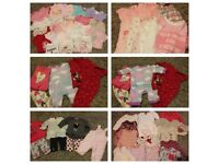 Grab a bargain 97+ baby girls clothes 0-3 months
